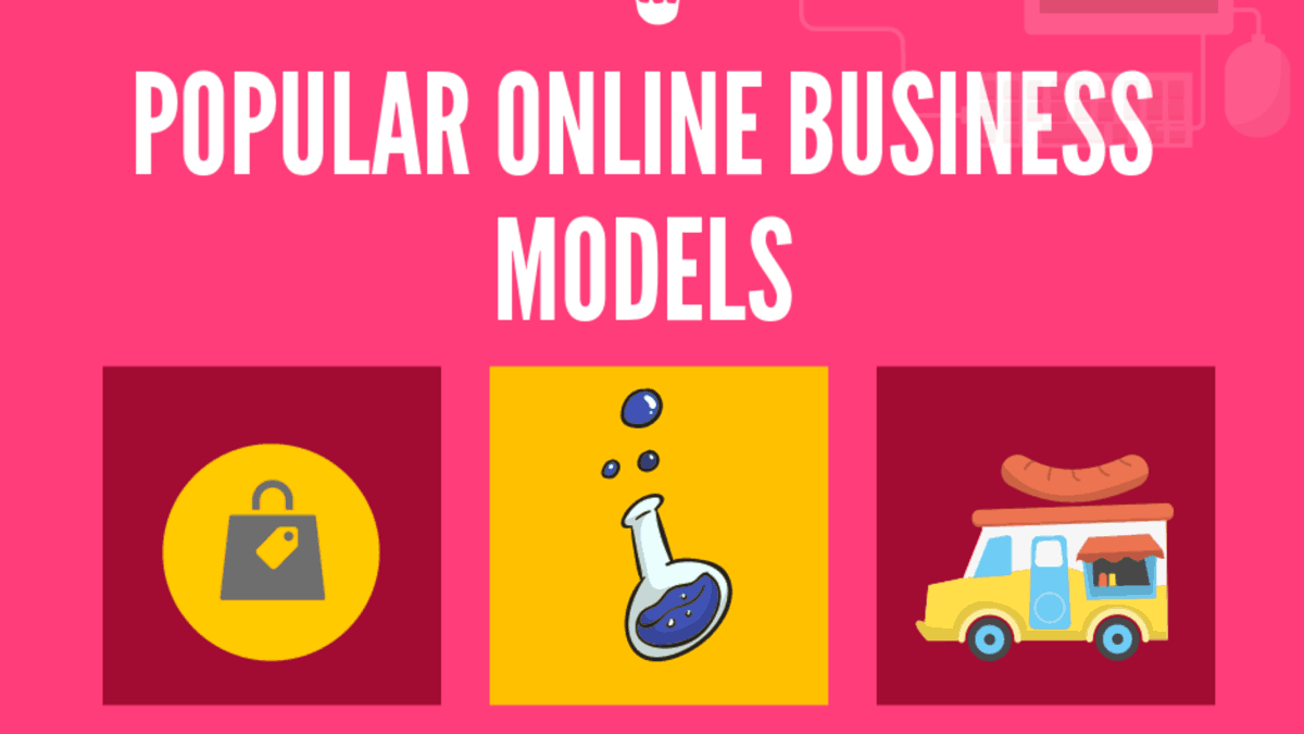 The Most Popular Online Business Models