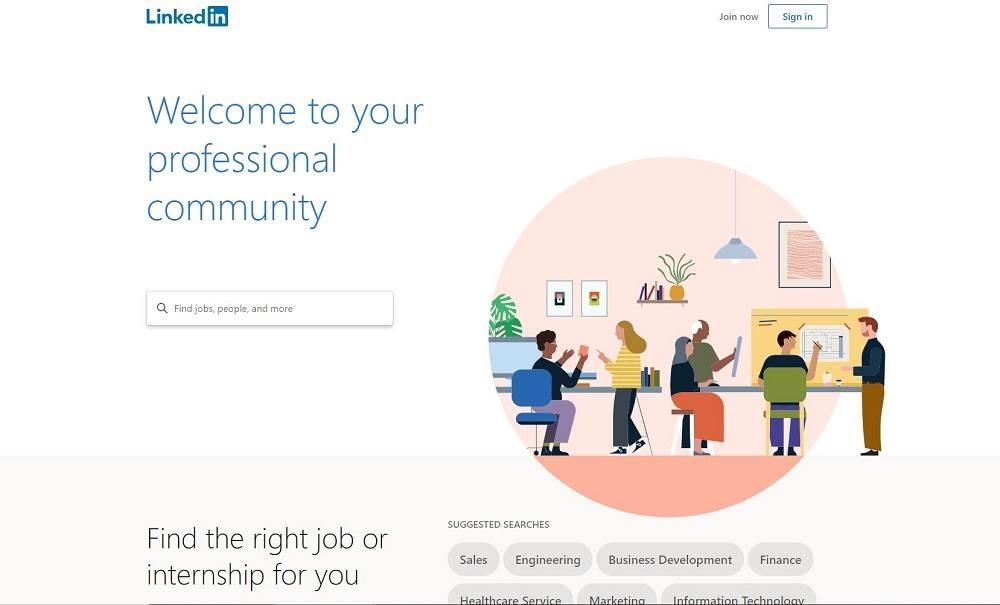 crear un perfil de linkedin