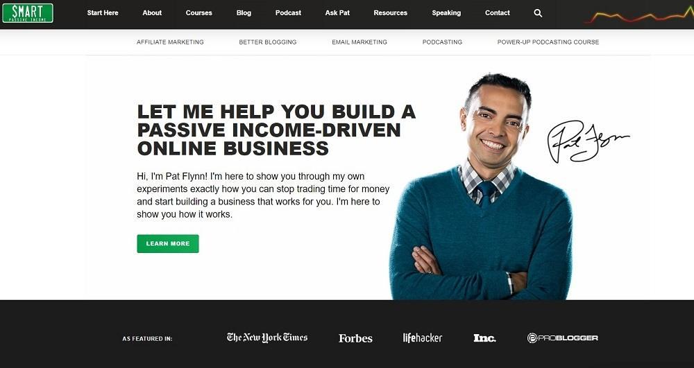 pat flynn blog
