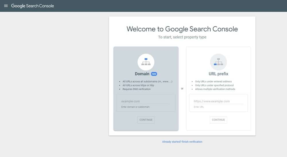 best tools for digital marketing - google search console