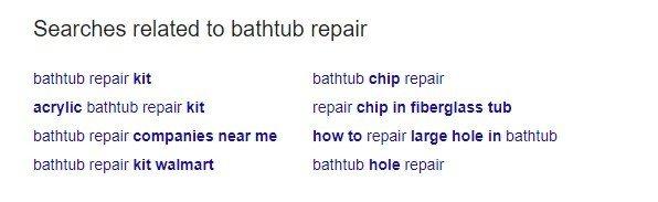 related searches_bathtub-repair_