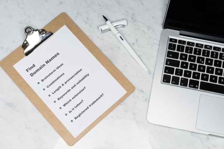 Crea un blog e registra un nome di dominio eccezionale