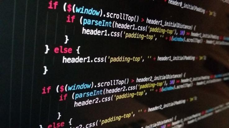 programming a website