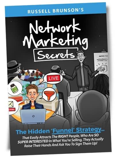 Network-Marketing-Secrets Book