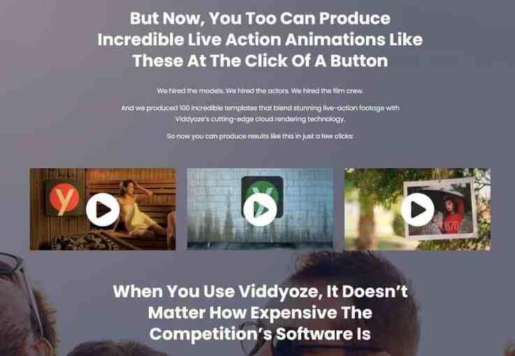 Viddyoze pros and cons