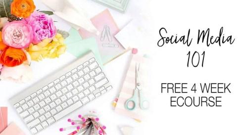 Social Media Free Course