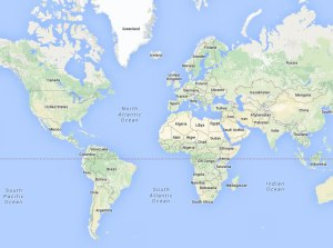 GET GPS COORDINATES FOR ANY LOCATION IN THE WORLD