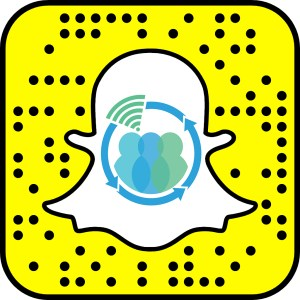 online business realm snapcode