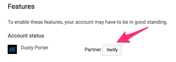 youtube verification process