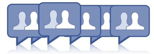 using facebook groups