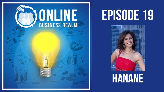 Online Business Realm Podcast Episode 19