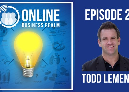 online business realm podcast episode 26