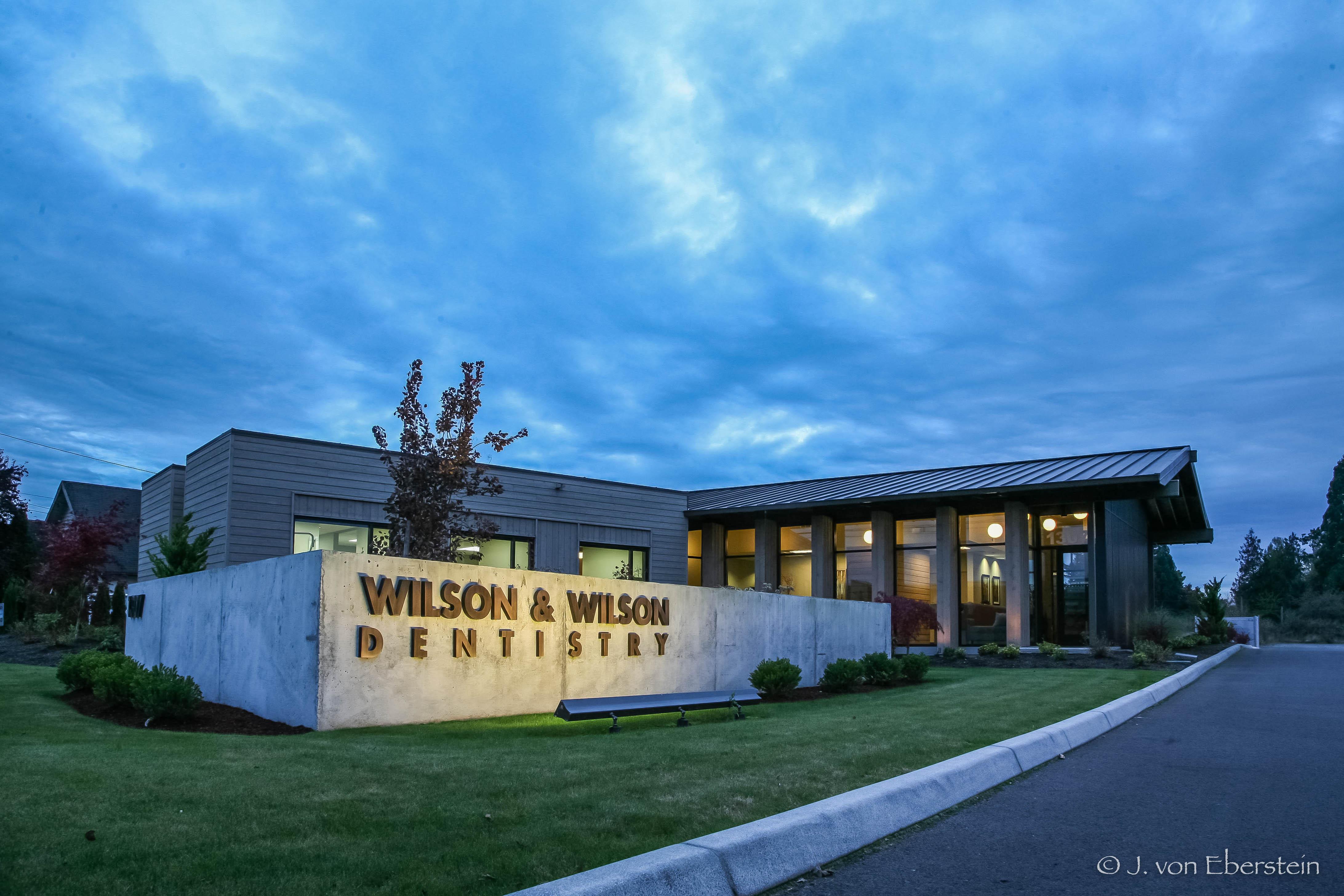 Wilson & Wilson Dentistry, Centralia, WA