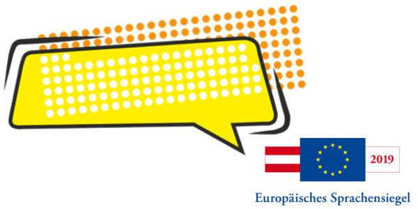 Foto: Pixabay (User: movprint); Logo: Österreichisches Sprachen-Kompetenz-Zentrum; Bearbeitung: Sandra Plomer.