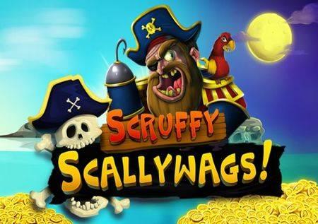 Scruffy Scally Wags – prekomorska džekpot avantura!