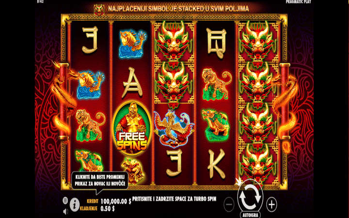 Lucky Dragons, online free spins, džoker, bonus, Online Casino Bonus, Pragmatic Play