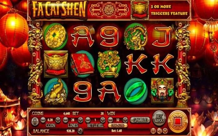 Fa Cai Shen, online casino bonus