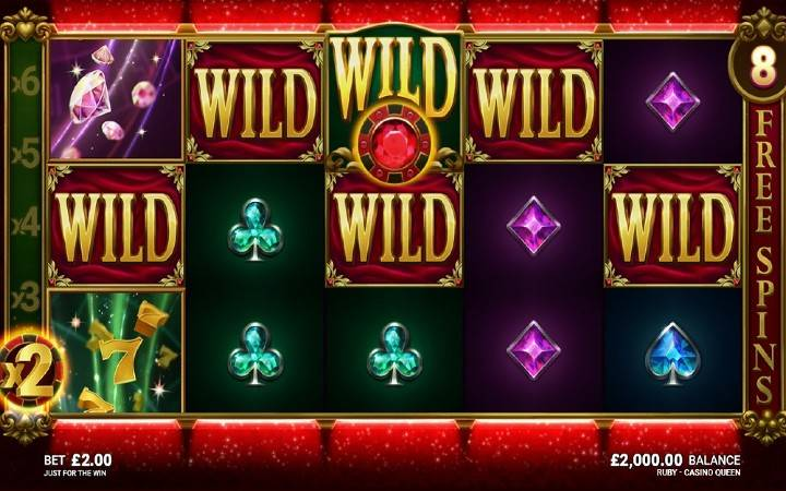 Ruby Casino Queen, Online Casino Bonus
