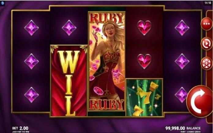 Ruby Casino Queen, Bonus Casino