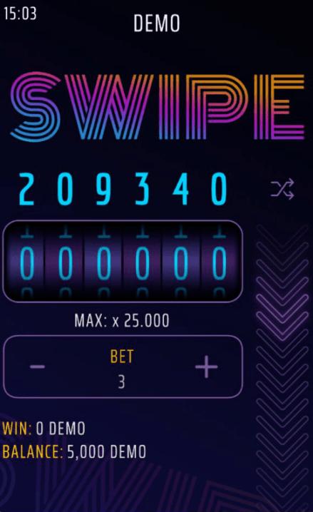 Swipe, Online Casino Bonus