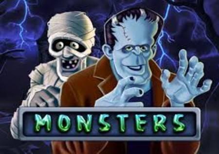 Monsters – osetite elektricitet vrednih džekpot dobitaka!