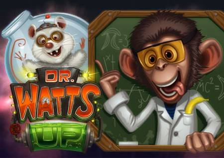 Dr Watts Up – neobični naučnik pokreće vrh bonuse!