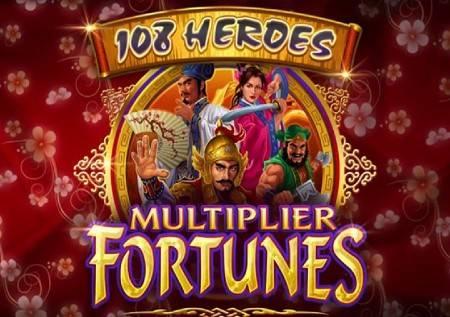 108 Heroes Multiplier Fortunes daje sjajne multiplikatore