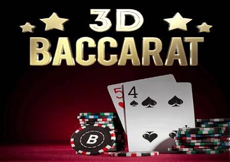 3D Baccarat – aristokratska igra za dame i džentlmene!