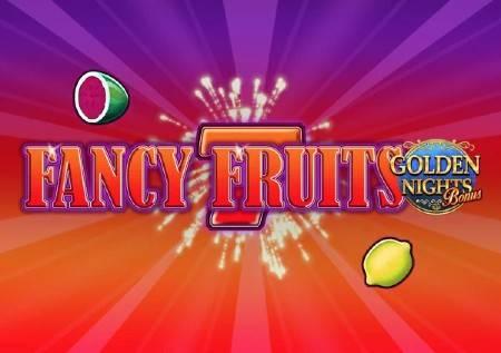 Fancy Fruits Golden Nights – osetite ukus fensi voćkica