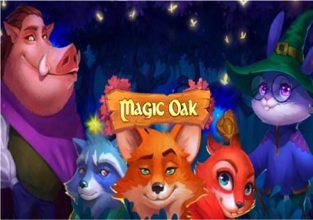 Magic Oak – ispod čarobnog hrasta čeka džekpot!