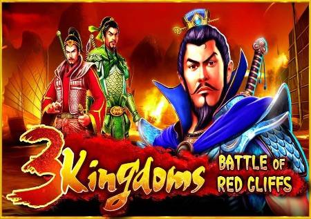 3 Kingdoms Battle of Red Cliffs online kazino slot