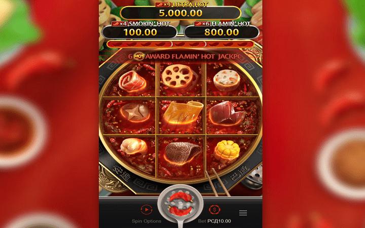 Hotpot, PG Soft, Online Casino Bonus