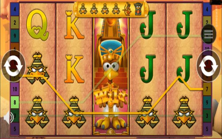 Golden Egg of Crazy Chicken, Gamomat, Online Casino Bonus