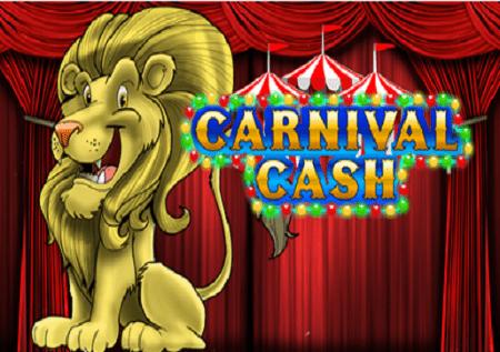 Carnival Cash – pripremite se za specijalne funkcije!