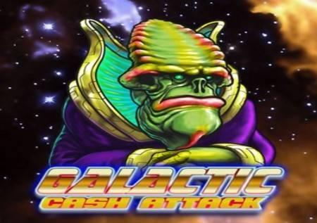 Galactic Cash Attack – uputite se u svemirsku avanturu!