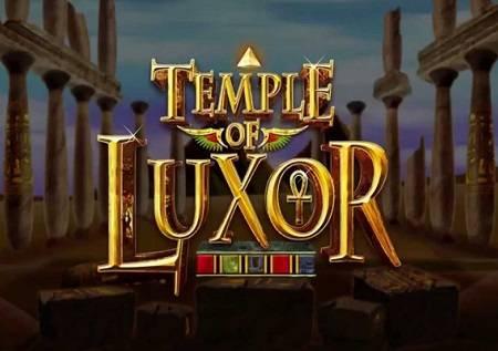 Temple of Luxor – originalan slot i dobro poznate nagrade!