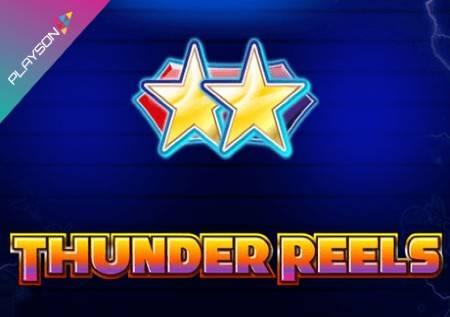 Thunder Reels – slot koji donosi klasik na moderan način!