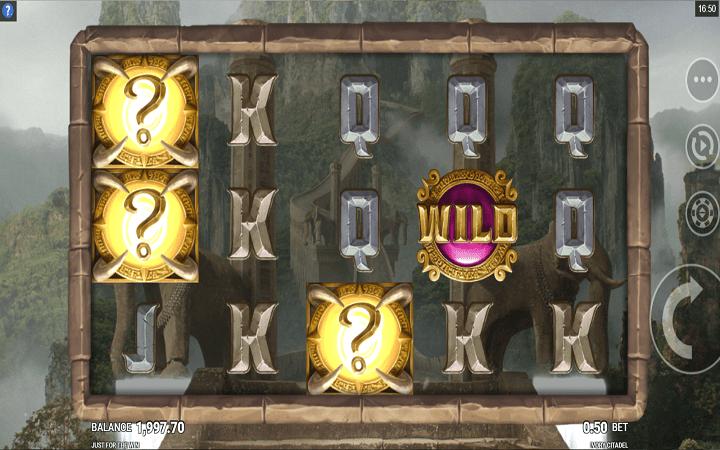 Ivory Citadel, Microgaming, Bonus Casino