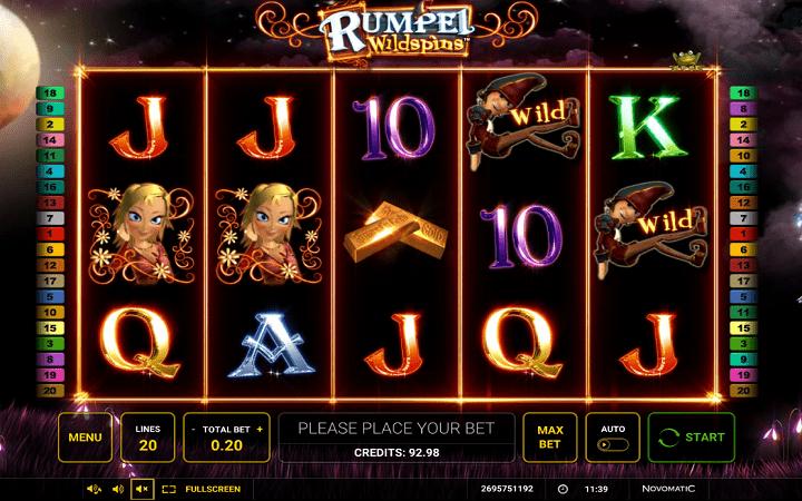 Novomatic, Online Casino Bonus