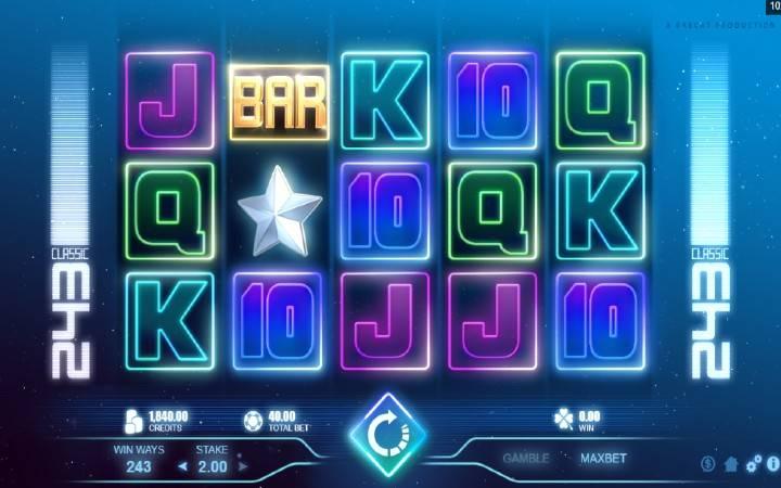 Classic 243, online casino bonus