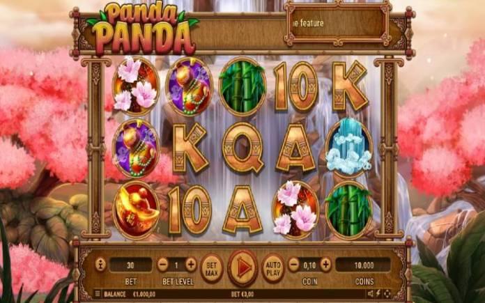 Online Casino Bonus, Panda Panda
