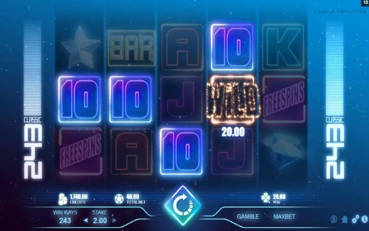 Online casino bonus, classic 243