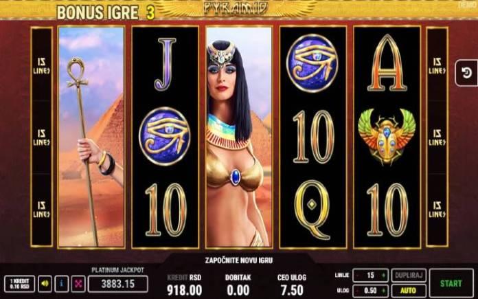 Bonus Casino, besplatni spinovi