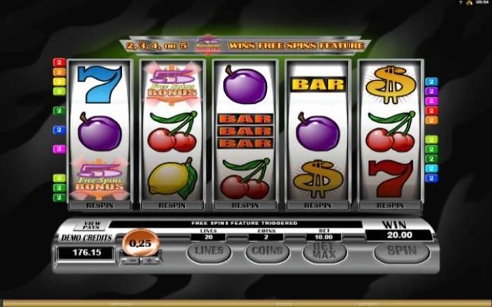 Retro Reels, Online Casino Bonus