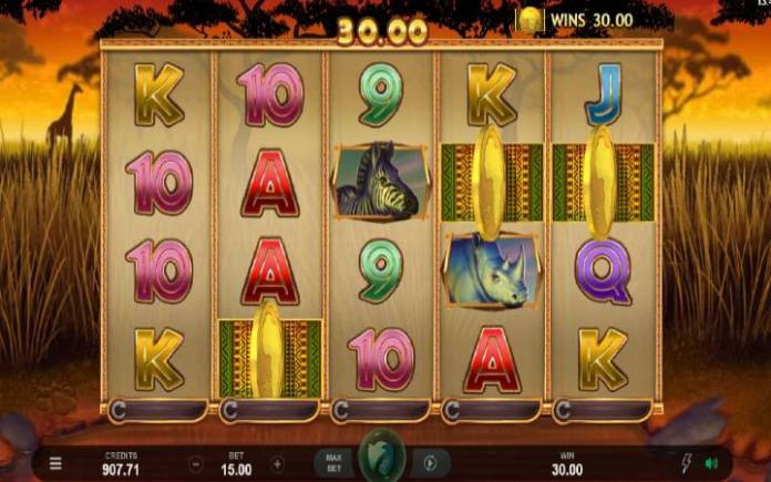 Online Casino Bonus,African Quest