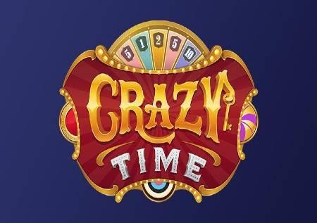 Crazy Time – zavrtite točak sreće u top uživo igri!