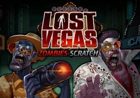 Lost Vegas Zombies Scratch – dobro došli na zombi žurku!