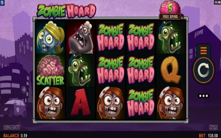 Zombie Hoards, online casino bonus,  top 5 online slotova