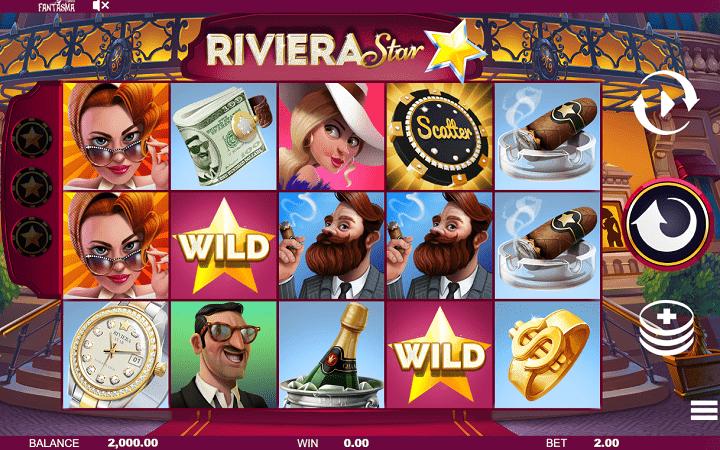 Riviera Star, Microgaming, Online Casino Bonus