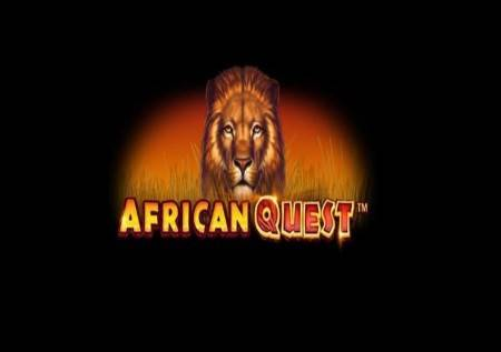 African Quest – zov divljine donosi velike multiplikatore